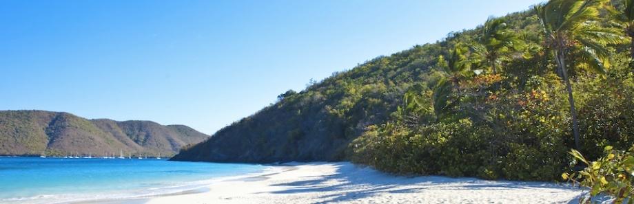 Cinnamon Bay, Us Virgin Islands