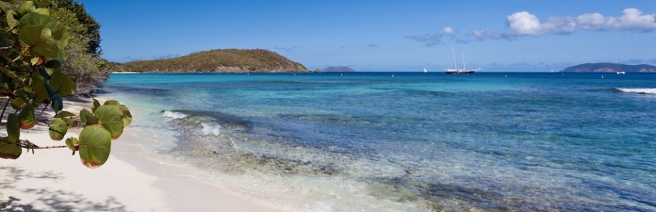 Hawksnest Bay On St John