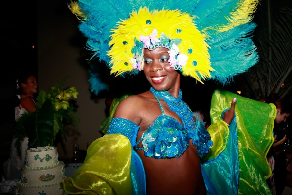 Caribbean Dancer