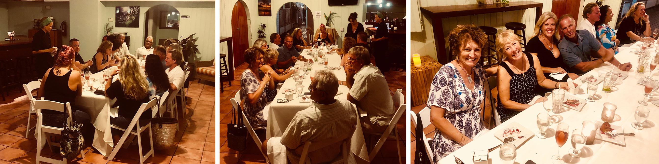 diner guests